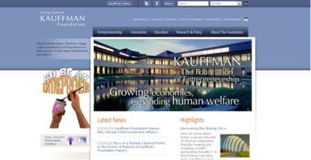 Fundación Kauffman para el Emprendimiento y la Educación, Leaners Magazine