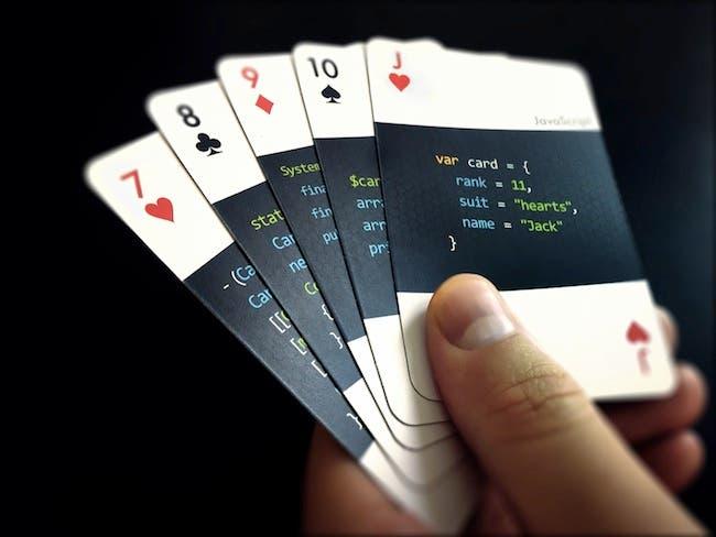 code-deck