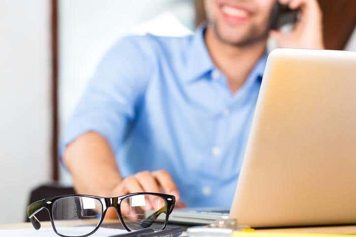 bigstock-Freelancer--Architect-working-42193477