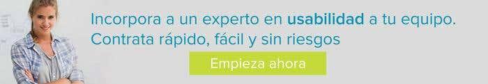 especialista ux freelance contratar