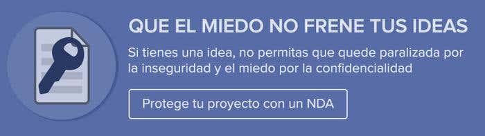 Contrata online de forma segura protege tus ideas