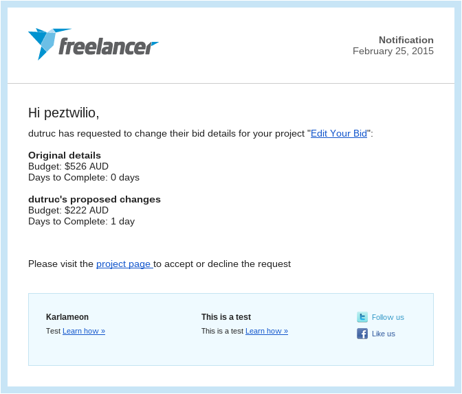 freelance project sites