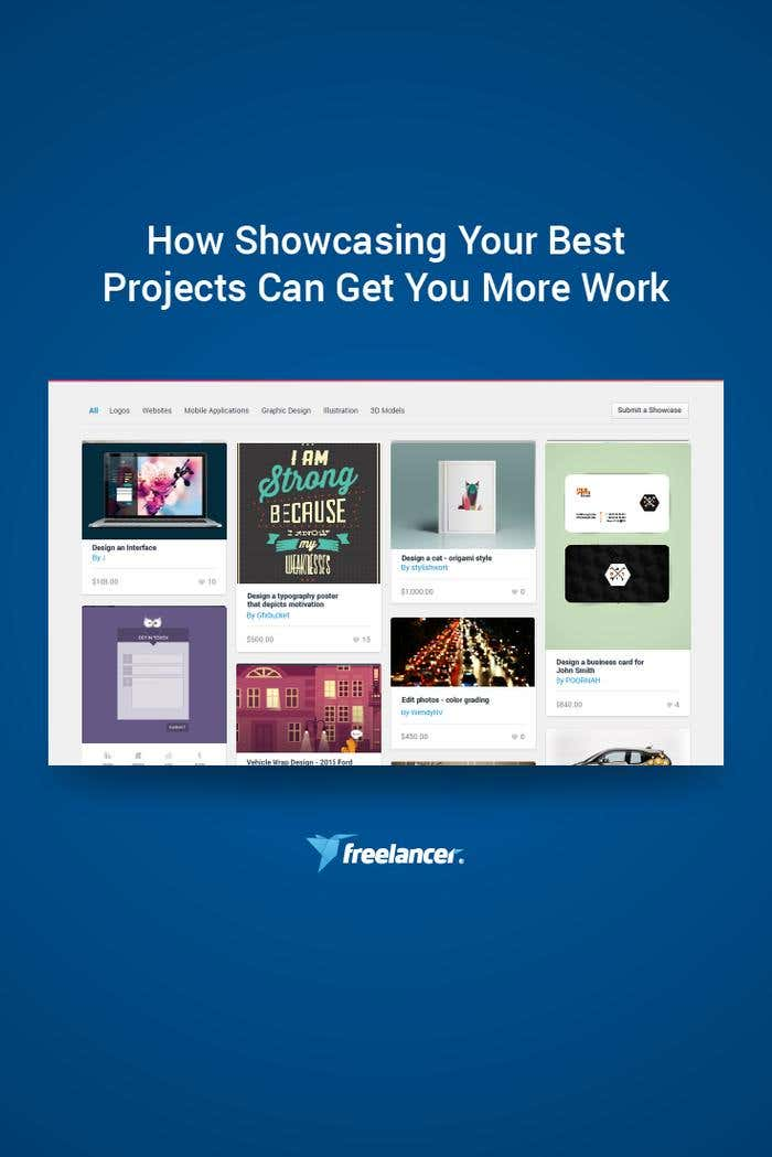 how to get freelancing projects