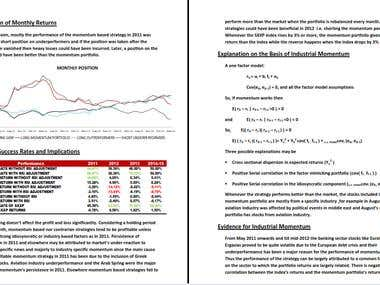Trading strategies india