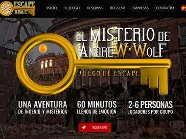 Castrodesigns1 dise os servicios integrales freelancer for Hora de escape oviedo