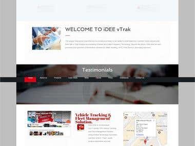 Wordpress Website for Singapore Client