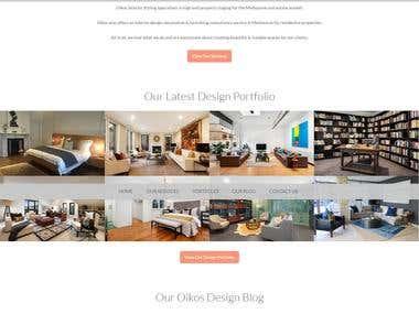 Sanketgandhi4 seo ppc social media web development for Interior stylist rates