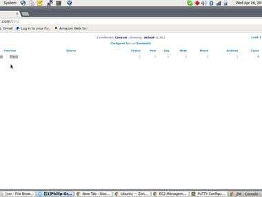 Zoneminder unter Ubuntu mit einer WansView IP