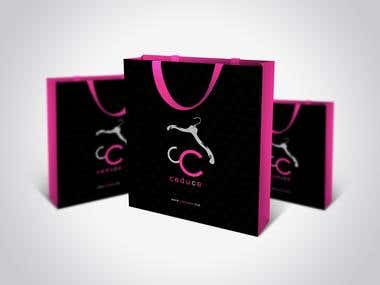 Creative Bag designs made for my clients.