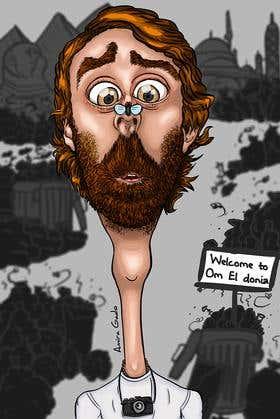 caricature digital art