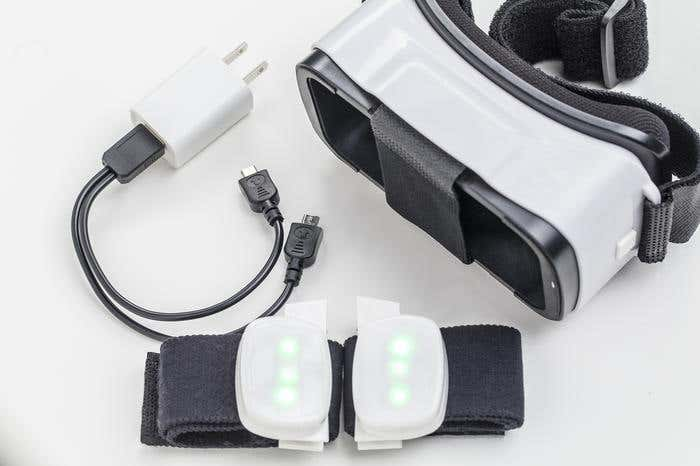 After Daughter's LED Sneakers Fail, Father Builds VR System for Kids - Image 3