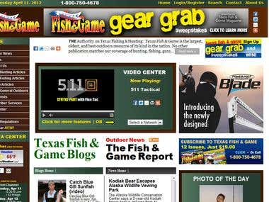 Atlantaweb u s federal government references available for Texas fish and game magazine