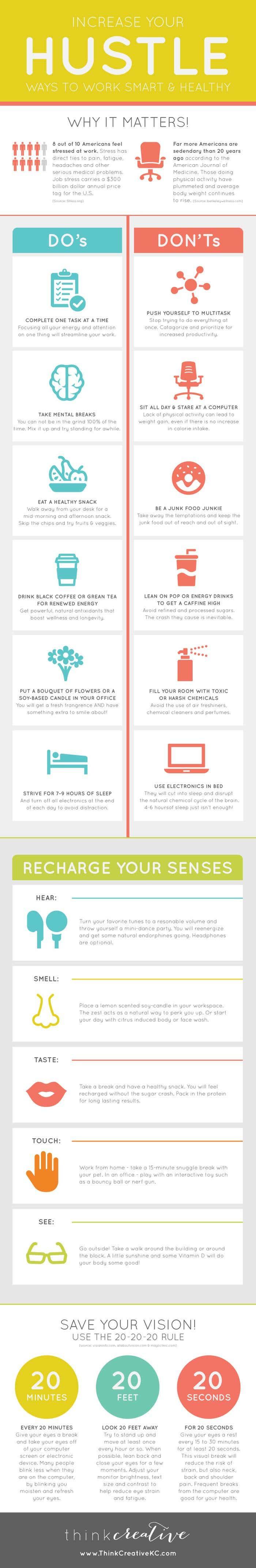 health tips freelancers - work smart