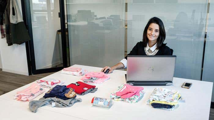 An Entrepreneur's Solution to Your Pile of Outgrown Baby Clothes - Image 1