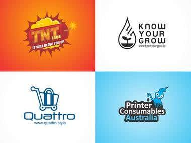 My logo design Portfolio