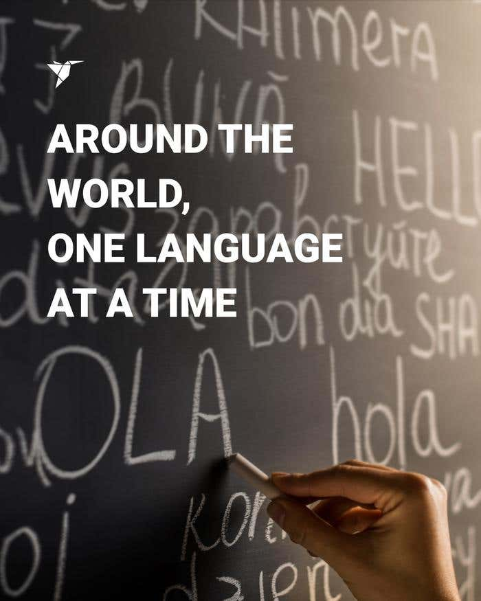 Around the World, One Language at a Time - Image 1