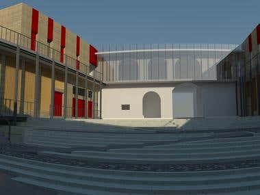 Ocoxalliatelier atelier de arquitectura interiorismo y for Maestria en arquitectura de interiores