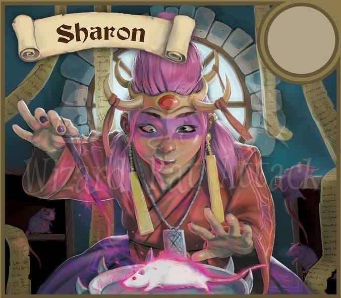 Dentist Builds Own Wizard-Themed Board Game via Freelancer.com - Image 3