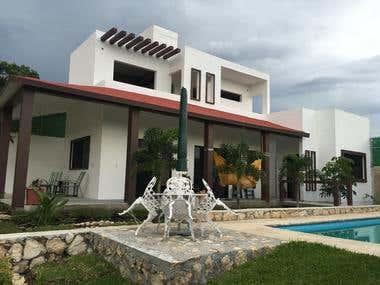 Jaarquitecto arquitecto mexico freelancer - Casas rurales la morenita ...