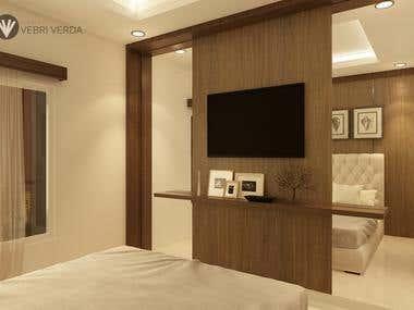 Vebriverda Interior Designer Indonesia Freelancer