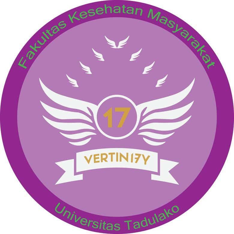 Logo Angkatan Fakultas Kesehatan Masyarakat Untad 2017