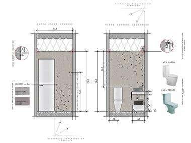 Mariaav arquitecta argentina freelancer for Diseno de interiores pdf