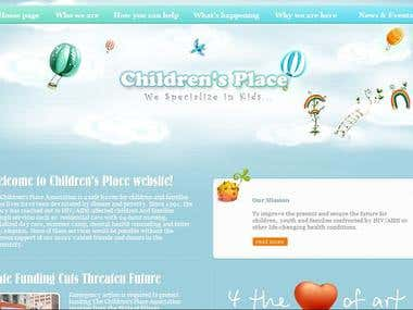 This site is designed for children. was made on demand