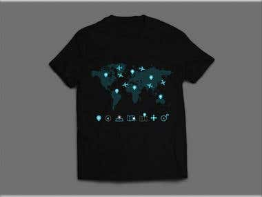Trendy _ Modern _ Eye-catchy T-shirt Design