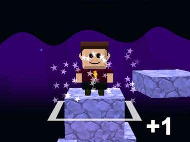 Can you climb block jump high like tallest tower?  Jump to stack blocks and build the tallest tower as high as you can!  sky Jump different differnt character on block stack,do your highscore in endless mode,collect star,unlock new character,become next stack jumping star! jump stack is very addictive,endless,jumper,sky jump,jump!game that can play anybody! Come on now,join everybody for jump start and become next stack jumping star!  Enjoy this awesome block jump stack game.