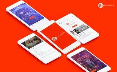 Holy Grailz - Mobile App