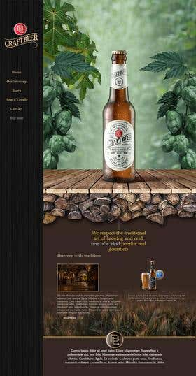 Web Design for a Brewery
