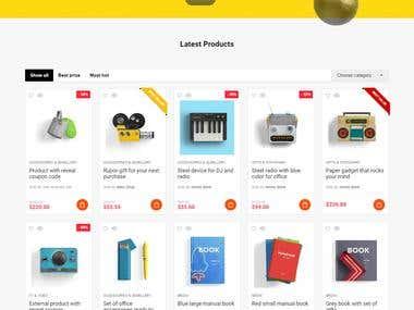 how to create a multi vendor website