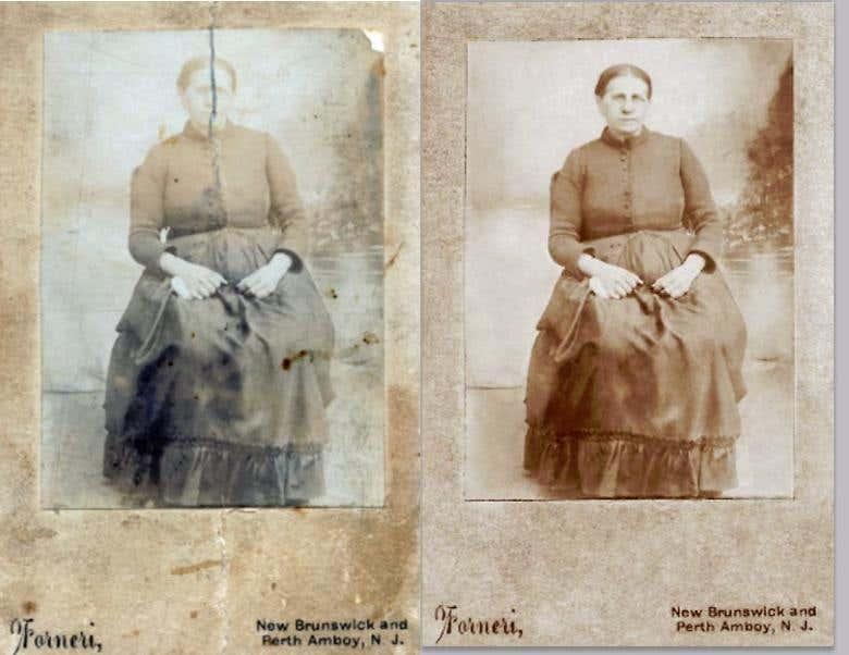реставрация старого фото в благовещенске следствие образования