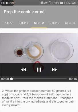 chief Miriam shares her recipes with the world. select a recipe and see video-guided steps for how to complete it.  watch demo on youtube: https://www.youtube.com/watch?v=XiieUGc8h28