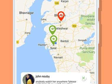 •Discussion AroundMe is an online application, where you can post and share geolocated question on a map and comment the questions sent by the other users.   •This app is useful for all those ones who need to find help nearby, lost something, looking for places around their area or just socialize and find new friends while you're on vacation in a certain place.  •User can register online for being a member in the Discussion AroundMe and each user can ask questions.  •Users can comment, favorite and share questions, as well as report inappropriate/offensive comments/posts.  •This app includes a Settings screen where you can edit your own Profile, rate the app on the App Store and follow our social networks pages, as well as read the terms of Use and contact the Admin of the app.  •There's also a nice set of Badges that will be shown on the top of the Profile screens based on the Thank You's you've received for your own comments.  •Here, user can view and comment the latest