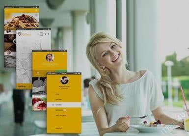 Restaurant App (e-table)