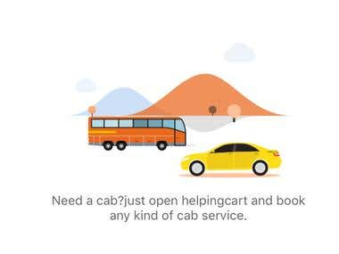 HelpingCart (helpingkart) is a service which makes your life easy. Whether you need a plumber or electrician or even you are hungry. Helping Cart gives everything. Currently Helping Kart covers the temple city Bhubaneswar. But we will expand soon.