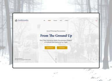 Clean Website Design (UX Optimized)