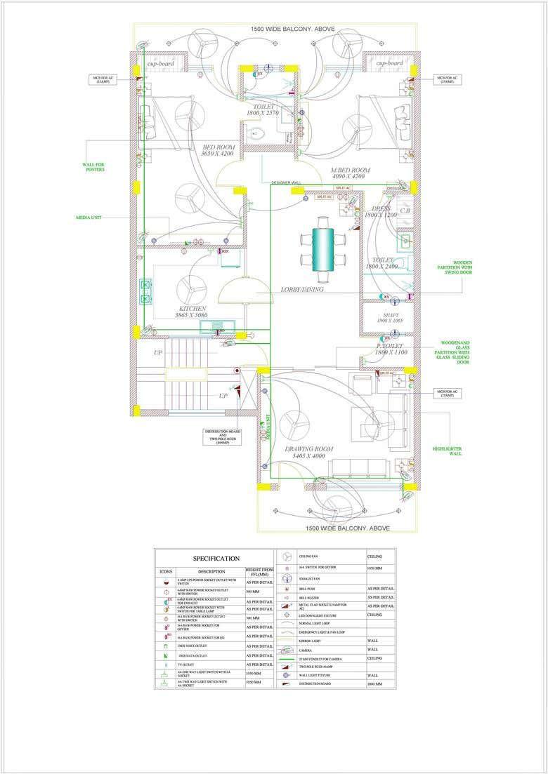 electrical plan residential