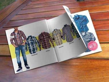 Product Catalog made for Stoneage Jeans. it is a garments industry providing best fashion trends. It was great experience making designs for that company.