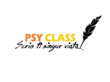 Psy class - logo for office company.
