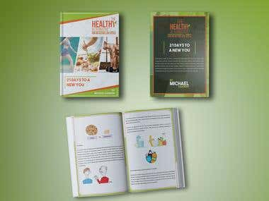 """Book Cover Design for our reputable client   Book Name: """"Think Energy"""""""