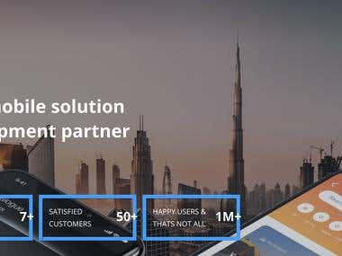 Digitalization & Mobile Application Development Company based in Dubai.  http://s4m.ae