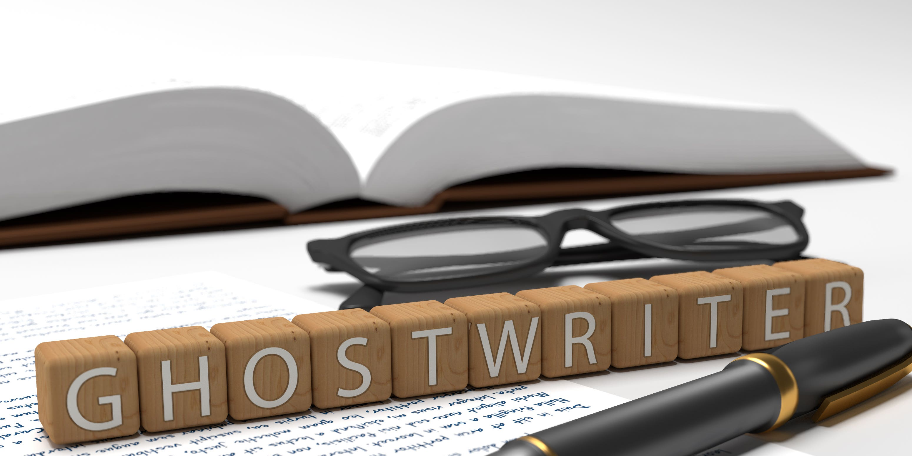 Cover photo for 5 tips to become a great ghostwriter