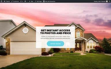 Landing Page | Real Estate