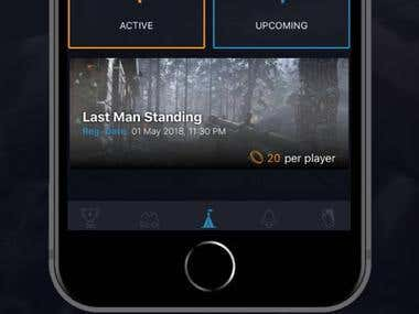 Online Gaming Tournament Platform