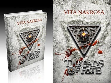 Threads of Fate - Cover Book