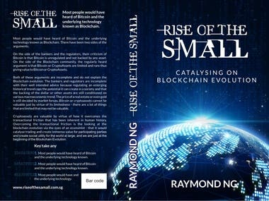 RISE OF THE SMALL - Cover book