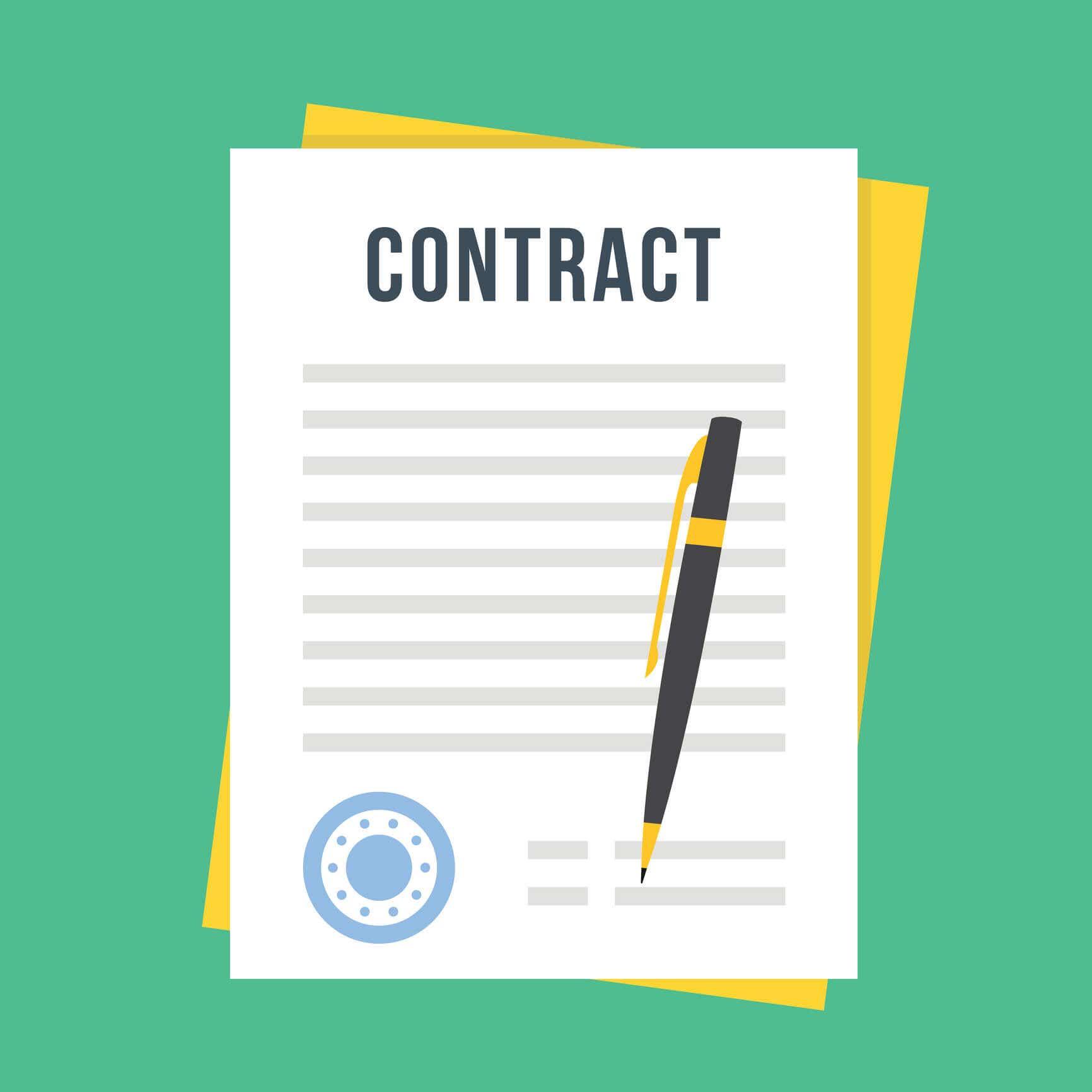 partnership agreement binding authority
