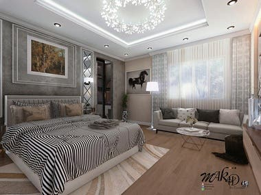 Master Room  in  Cairo